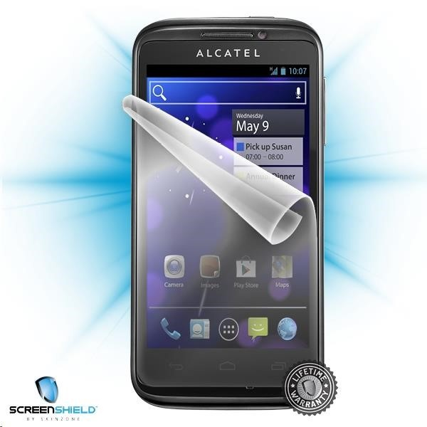 ScreenShield fólie na displej pro Alcatel One Touch 993D