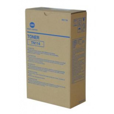 Minolta Toner TN-114 do bizhub 162/210/163/211/Di152/183/Di1611/2011