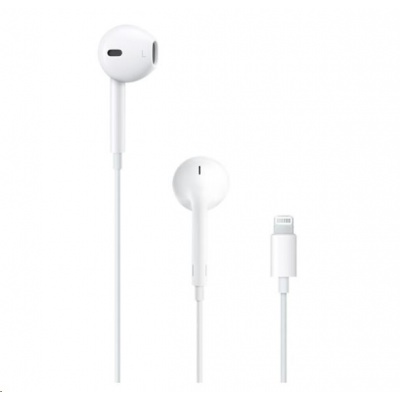 Apple EarPods sluchátka s Lightning konektorem