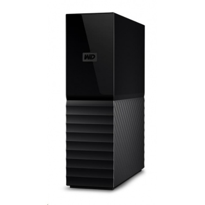 "WD My Book 8TB Ext. 3.5"" USB3.0 (single drive)"