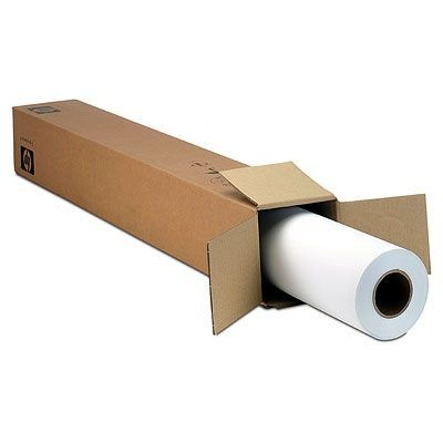 HP Universal Instant-dry Satin Photo Paper-1067 mm x 30.5 m (42 in x 100 ft),  7.9 mil,  200 g/m2, Q6581A
