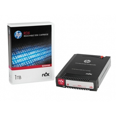 HP 2TB RDX Removable Disk Cart, Q2046A