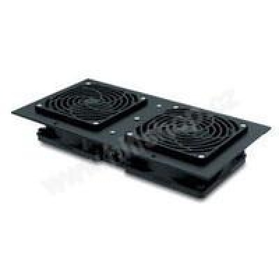 APC NetShelter WX Fan Tray 230VAC Black