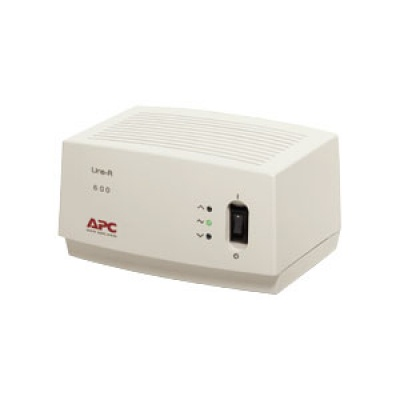 APC Line-R 600VA Automatic Voltage Regulator