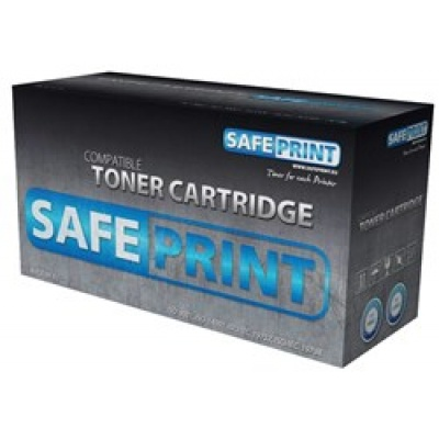 SAFEPRINT kompatibilní toner OKI 43487712 | Black | 6000str